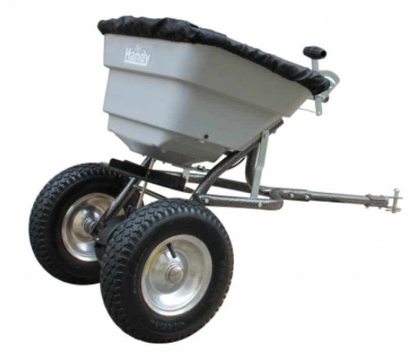 The Handy 36.2kg (80lb) Towed Broadcast Spreader