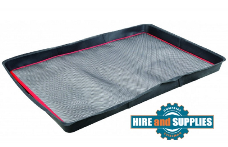 SpillTector Small Spill Tray - 550 x 700mm - 4 Litre