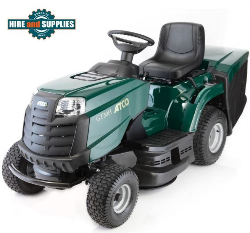 Atco GT GT 38H 98CM LAWN TRACTOR RIDE ON MOWER