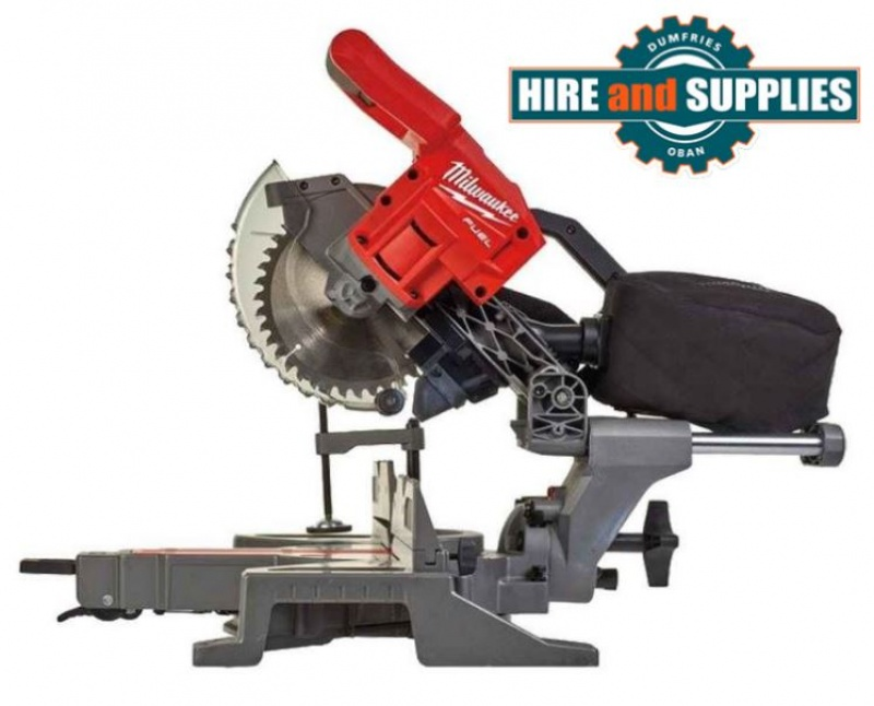 Milwaukee M18FMS190-0 18v 190mm Mitre Saw Bare Unit