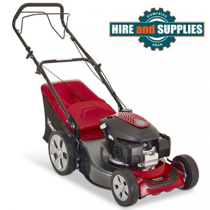 MOUNTFIELD SP46 ELITE 46CM SELF PROPELLED LAWNMOWER HONDA ENGINE