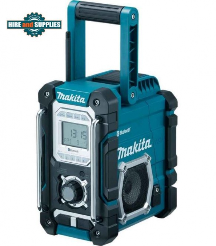 Makita DMR106 Bluetooth AM/FM Job Site Radio