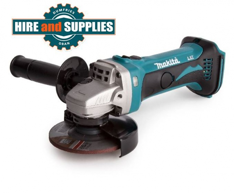 Makita DGA452Z 18V Cordless Angle Grinder (Body Only)