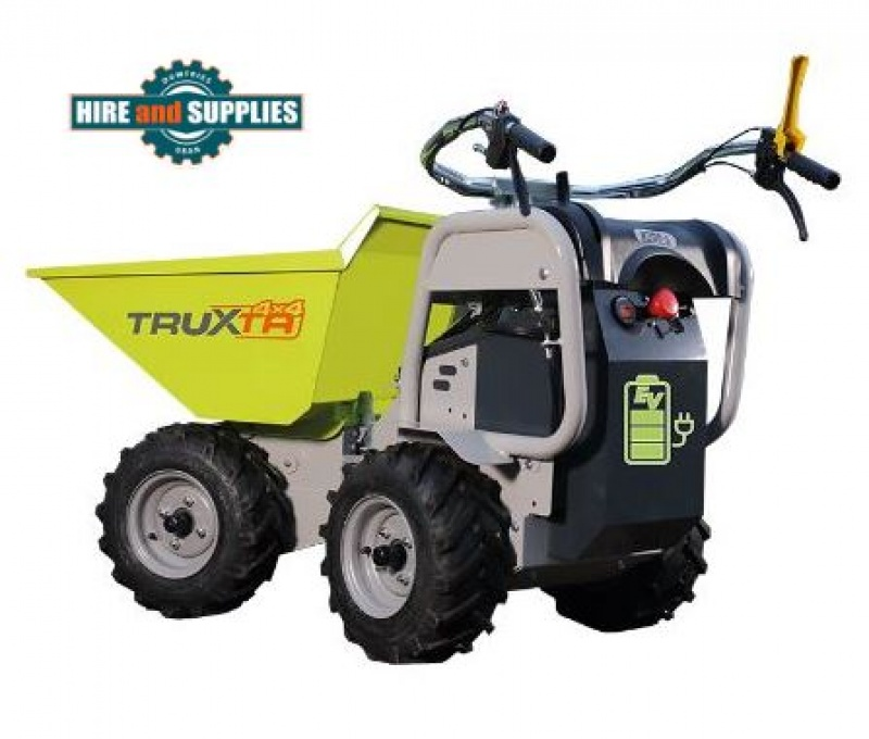 TRUXTA 450E BENDie powered 4×4 Electric With Electric Tip
