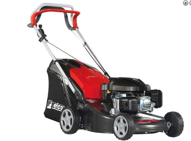 Efco LR 53 TK Comfort Plus Self-Propelled Petrol Lawn Mower