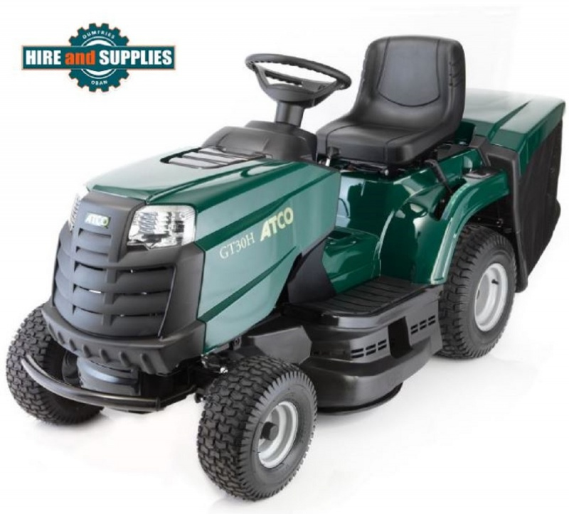 Atco GT 30H 84CM LAWN TRACTOR RIDE ON MOWER