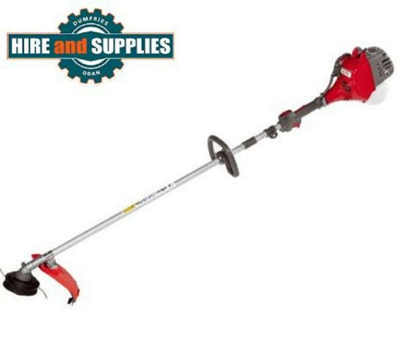 EFCO STARK 2500S STRAIGHT SHAFT STRIMMER BRUSH CUTTER LOOP HANDLE