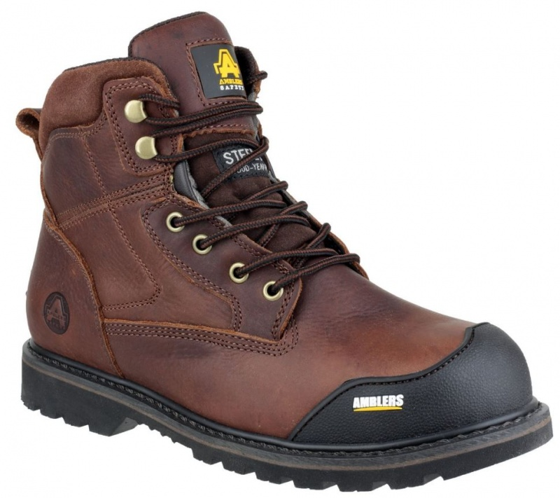 AMBLERS SAFETY  FS167 SAFETY BOOT