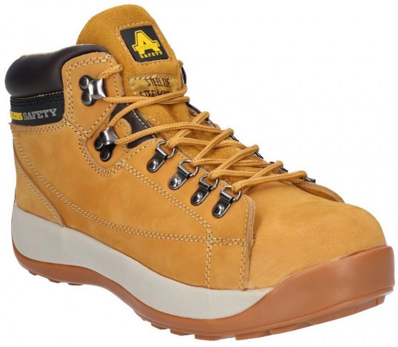 AMBLERS SAFETY  FS122 (HONEY) SAFETY BOOT