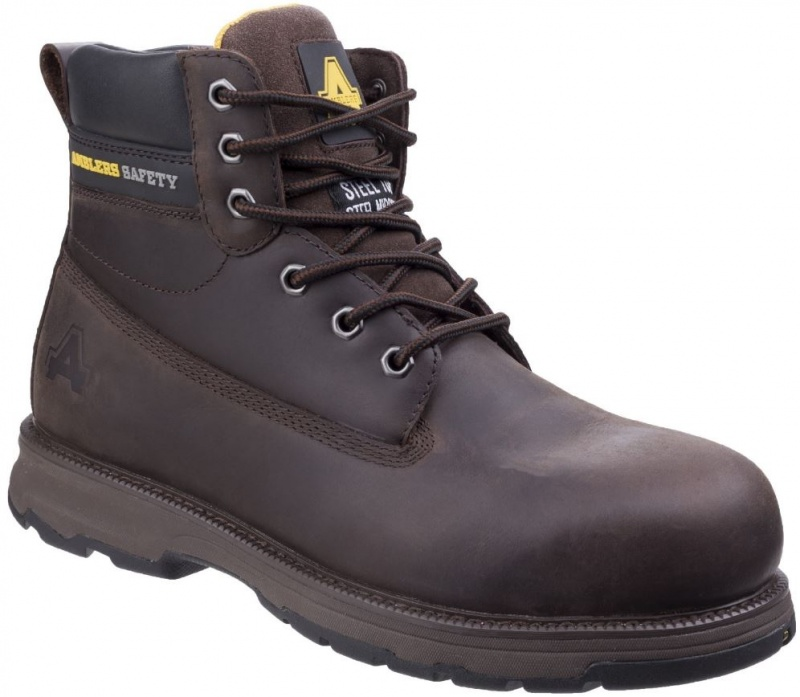 AMBLERS SAFETY  AS170 WENTWOOD SAFETY BOOT S1P SRA BOOT
