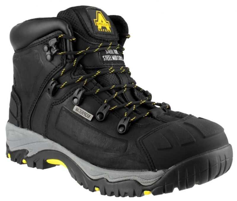AMBLERS SAFETY  FS32 S3 WATERPROOF SAFETY BOOT