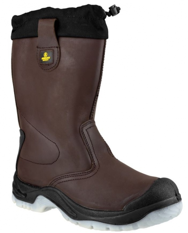 AMBLERS SAFETY  FS219 SAFETY RIGGER BOOT