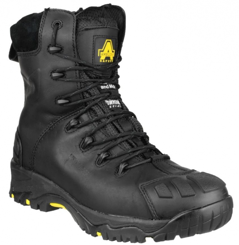 AMBLERS SAFETY  FS999 S3 METAL ZIP SAFETY BOOT