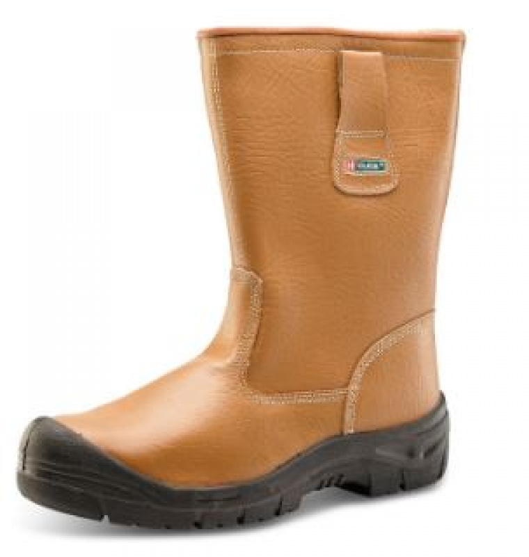 CLICK RIGGER BOOT LINED SUP STEEL/CAP RBLSSC