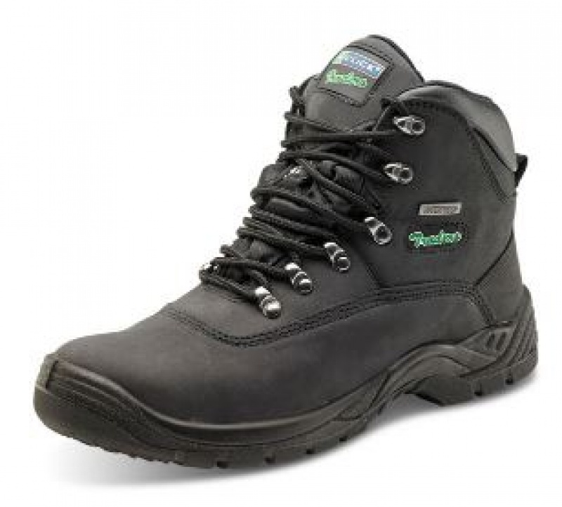 CLICK S3 THINSULATE BOOT BL SAFETY CTF24