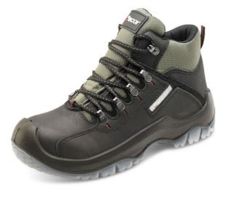 SECOR TRAXION BOOT TRAINER BLACK  PF34035