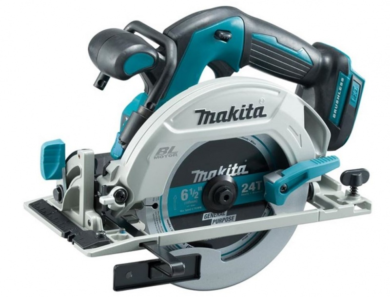 Makita DHS680Z 18v Brushless 165mm Circular Saw Bare Unit