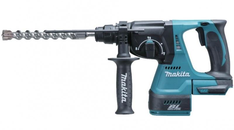 Makita DHR242Z 18V SDS Plus Brushless Rotary Hammer Drill Bare Unit