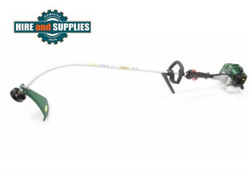 Webb 26cc 2 Stroke Petrol Curved Shaft Linetrimmer Strimmer lt26
