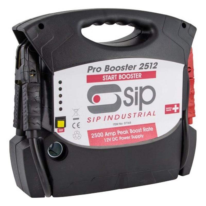 07165 SIP 12v Pro Booster 2512