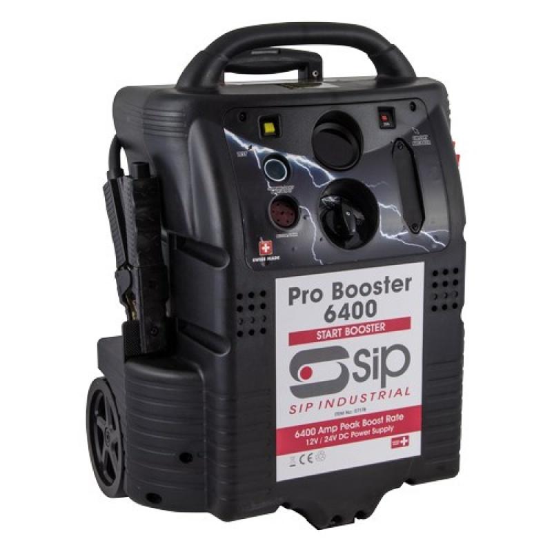 SIP 12v/24v Pro Booster 6400 07178