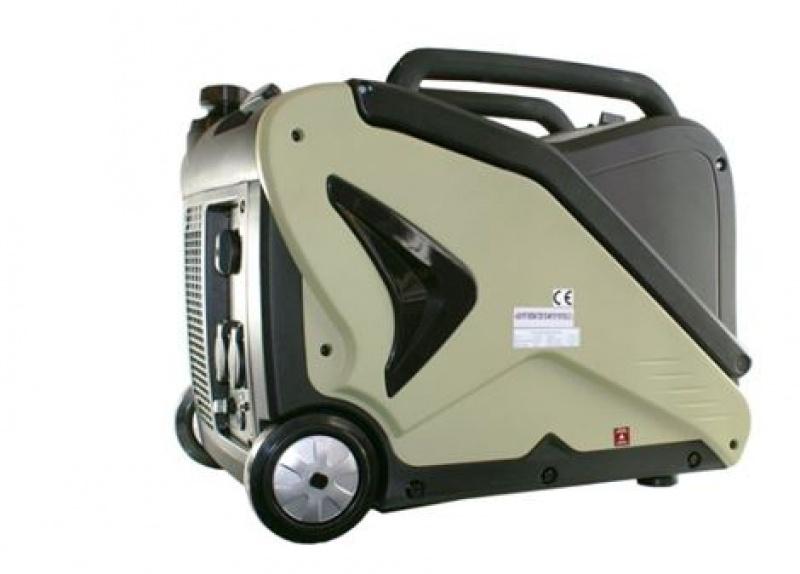 Villiers G3000i Petrol Driven Inverter Generator