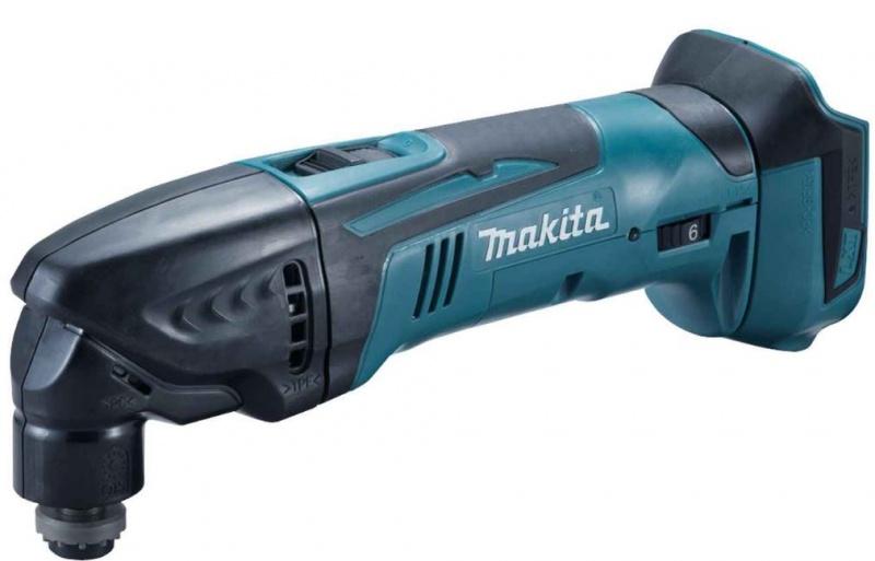 Makita DTM50Z 18v Li-ion Oscillating Multi Tool Bare Unit
