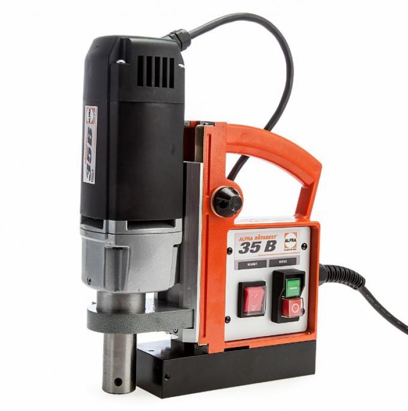 Alfra RB35B Rotabest Mag Drill (110V)