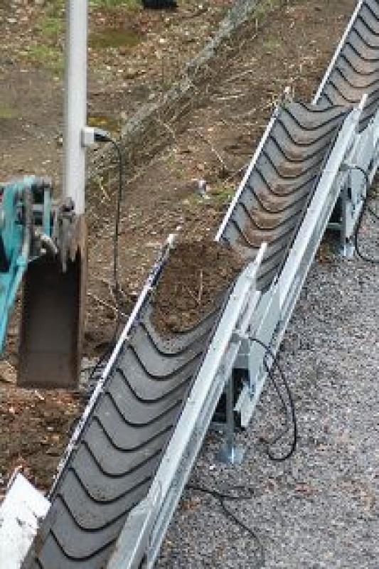 TUFFBELT Mini-Maxi conveyors