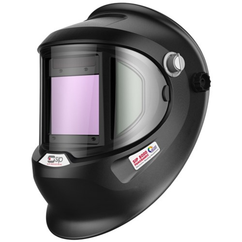 02803 SIP Meteor 8000 Electronic Headshield