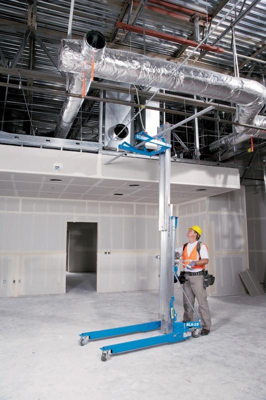 Genie SLA20 Superlift Advantage Standard Base Material Lift