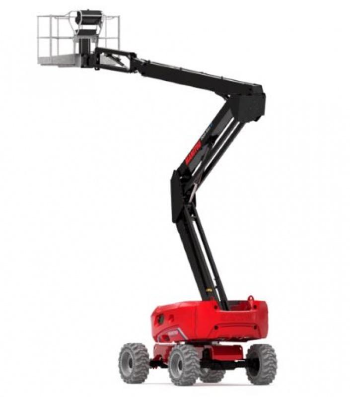 Manitou 200 ATJ E 100% electric! articulated platform
