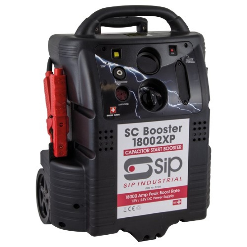 SIP 07106 12v/24v SC 18002XP Capacitor Booster